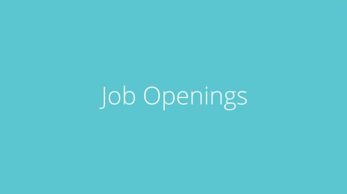 Job Openings2
