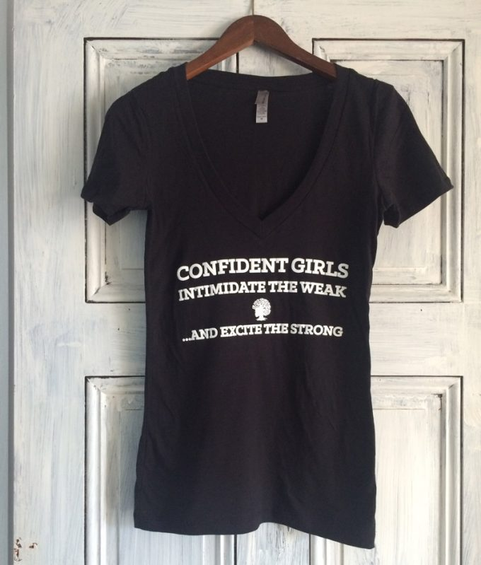 Confidence Girls Tee