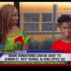 NJ 11-Year-Old Launches #1000BlackGirlBooks: Fox29