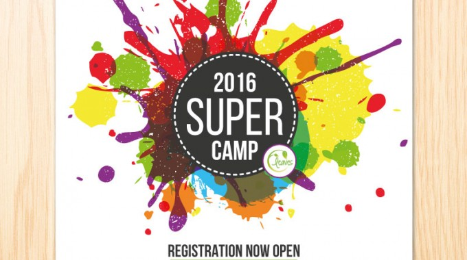 Supercamp Leaves 2016 Post
