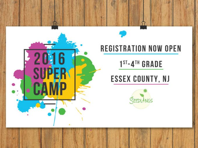 2016 SuperCamp Registration For Seedlings SuperGirls