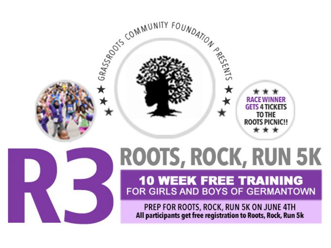 ROOTS, ROCK, RUN 5k Free Training