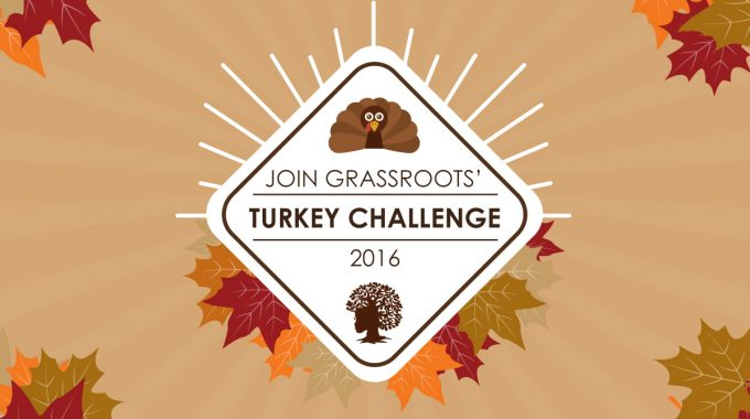 Join Our Turkey Challenge