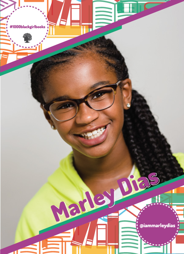 SuperGirl Marley Dias Writes Her Own Book