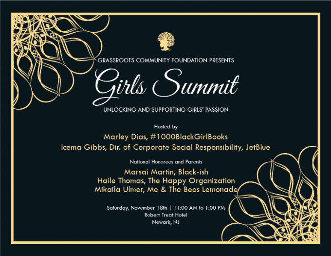 2017 GIRLS SUMMIT