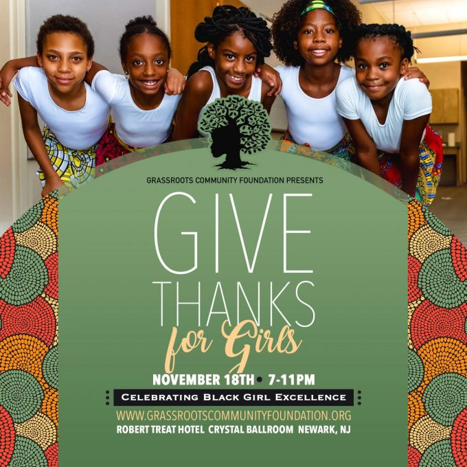 Save The Date – Give Thanks For Girls Gala