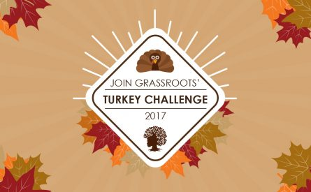 Join Our 2017 Turkey Challenge