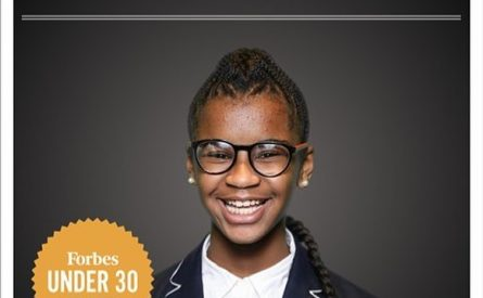 Marley Chosen For Forbes 30Under30