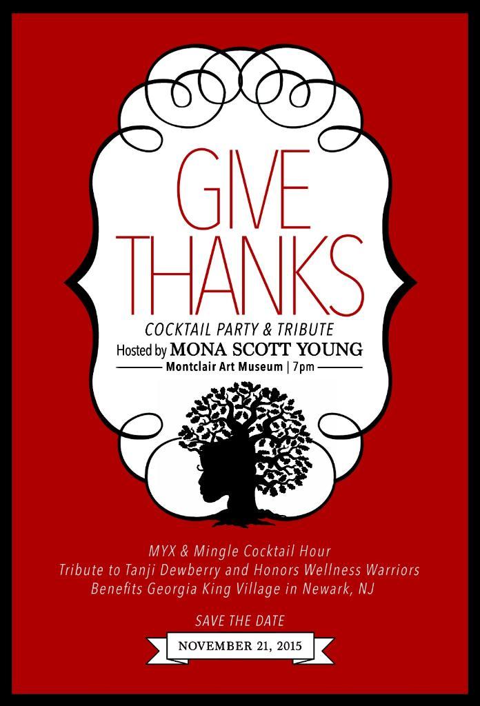 Give Thanks Invitation