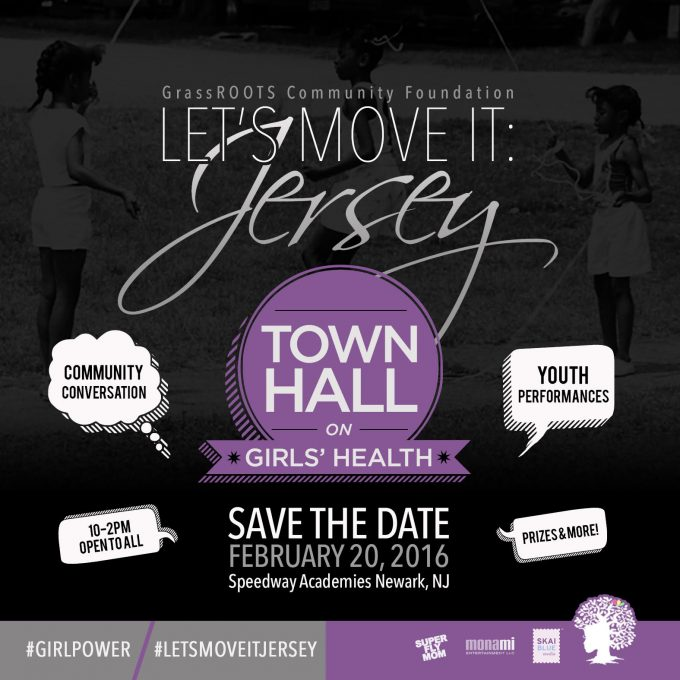 Town Hall On Girl's Health 2016