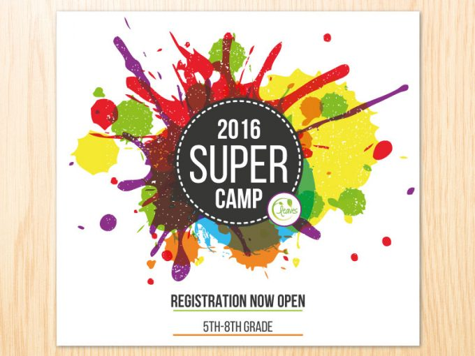 2016 SuperCamp Registration For Leaves SuperGirls