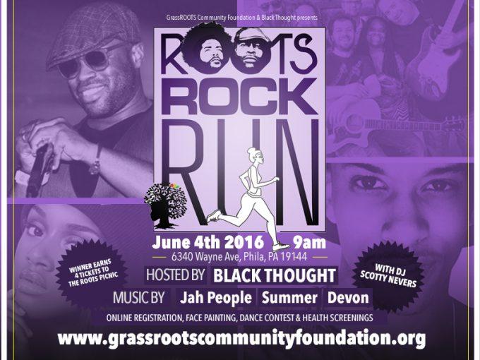2016 Roots, Rock, Run 5k