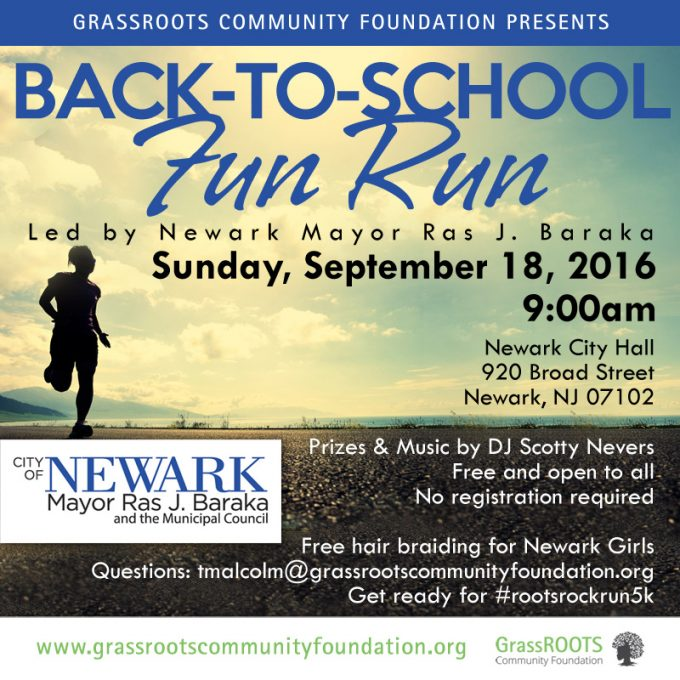 Back-to-School Fun Run