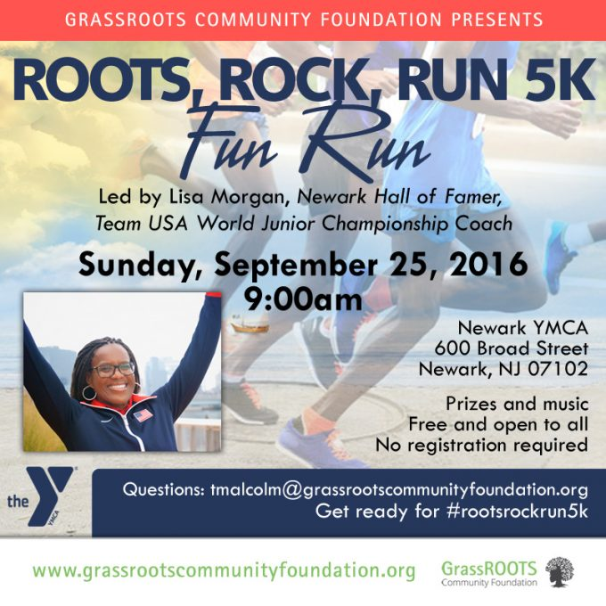 Roots, Rock, Run Fun Run
