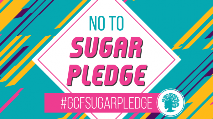 2017 Sugar Pledge Challenge Post