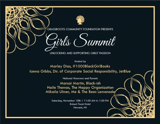 2017 GIRLS SUMMIT