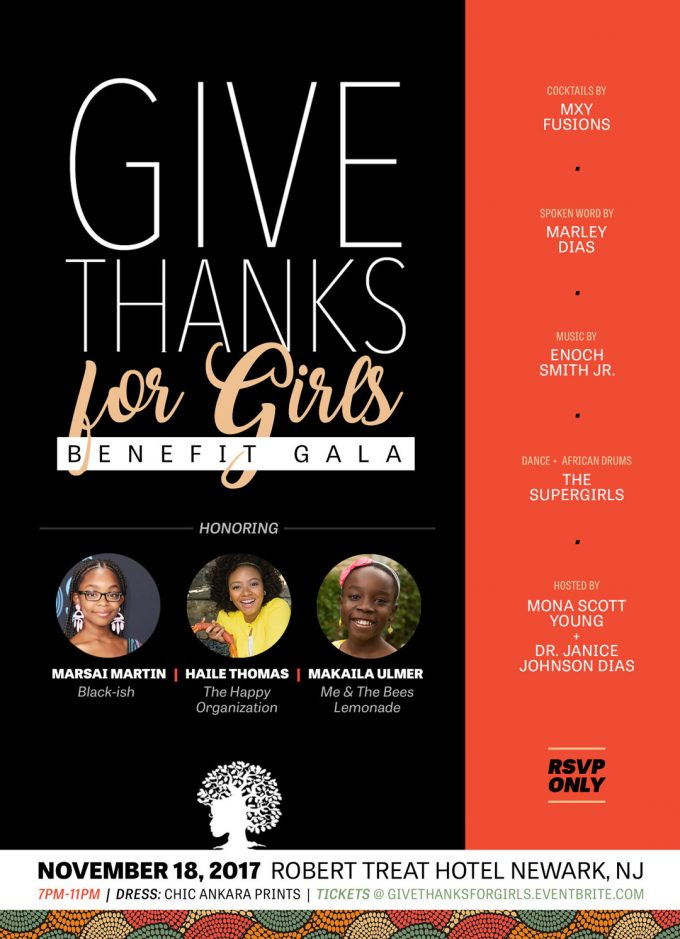 Give Thanks For Girls Gala