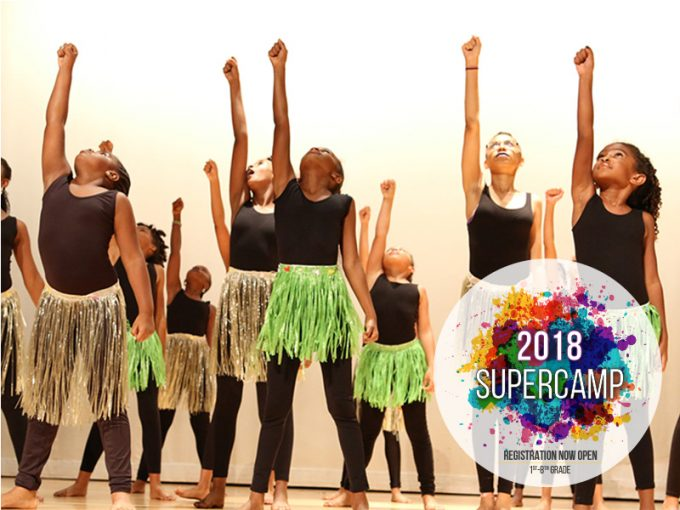 SuperCamp Application For Girls 1st-8th Grade Is Now Open (Summer 2018)