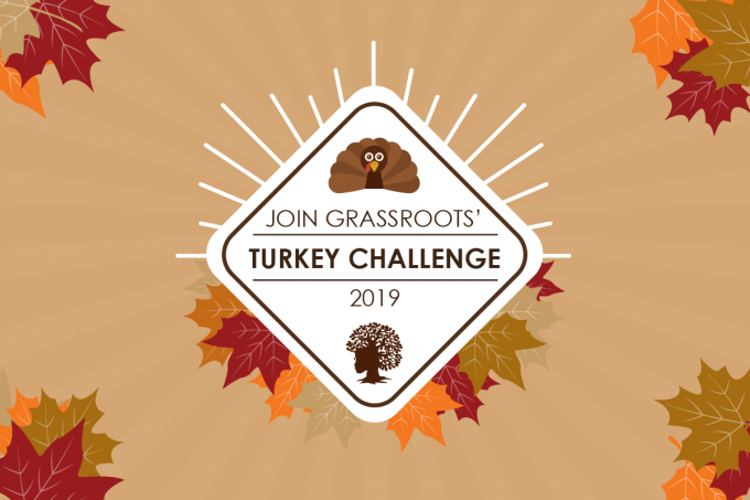 2019 Turkey Drive Challenge Begins