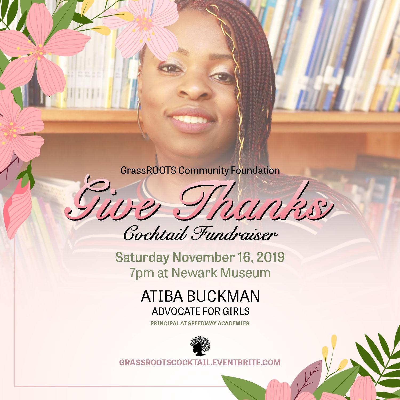 Atiba Frederick Buckman