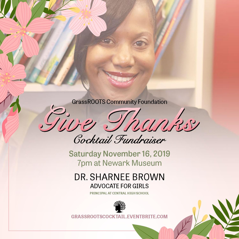 Dr. Sharnee N. Brown