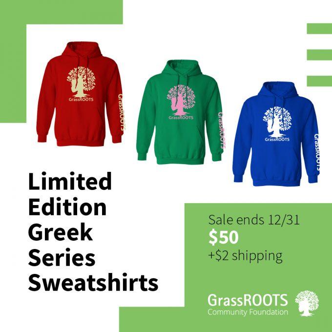 Greek Series Sweatshirts For Sale