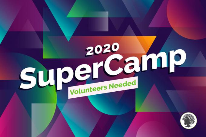 SuperCamp 2020 Volunteers