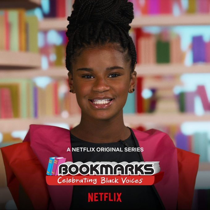 SuperGirl Marley Dias Hosts And Executive Produces A Netflix Series