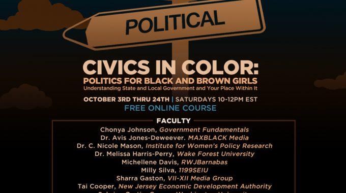 Civics In Color Class 2020