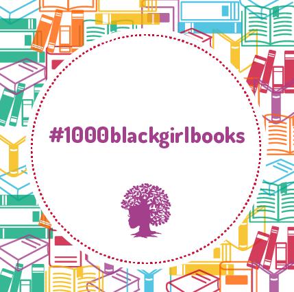 #1000blackgirlbooks logo