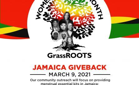 Jamaica Giveback 3-9-21